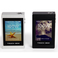 100W Touch Screen Box Mod
